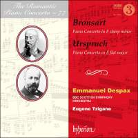 The Romantic Piano Concerto 77 - Bronsart & Urspruch