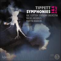 Tippett: Symphonies Nos 3, 4 & B flat