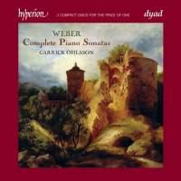 Weber: Complete Piano Sonatas