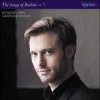 Brahms: The Complete Songs Volume 7 (Benjamin Appl)