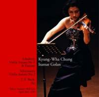 Kyung-Wha Chung plays Violin Sonatas by Schubert & Schumann