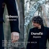 Debussy: Nocturnes and Duruflé: Requiem