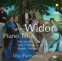 Widor: Piano Trios