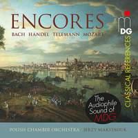 Encores: Bach, Handel, Telemann, Mozart