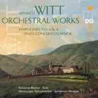 Friedrich Witt - Orchestral Works