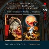 Schein: Chorale Masses & Sacred Concertos