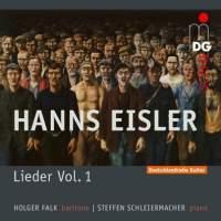 Hanns Eisler: Lieder Und Balladen Vol 1