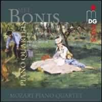 Mel Bonis - Piano Quartets Nos. 1 & 2