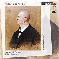 Anton Bruckner: Symphonies No. 4 & 7