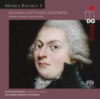Johann Gottlieb Goldberg: Harpsichord Concertos