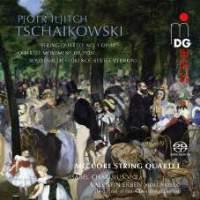 Tchaikovsky: String Quartet No. 1 & String Sextet