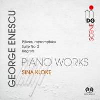 Enescu: Pièces Impromptues & Suite No. 2