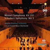 Mozart: Symphony No. 29 & Schubert: Symphony No. 5