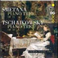 Smetana & Tchaikovsky - Piano Trios