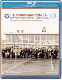 The Pyongyang Concert (and Documentary) - Blu-ray