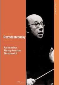 Rimsky Korsakov, Rachmaninov and Shostakovich