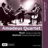 Amadeus Quartet play Beethoven & Mozart