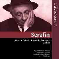 Tullio Serafin conducts Overtures