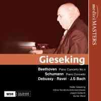 Walter Gieseking plays Beethoven, Debussy & Schumann