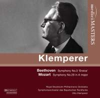 Otto Klemperer conducts Beethoven & Mozart