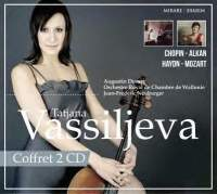 Tatjana Vassiljeva: Chopin, Haydn