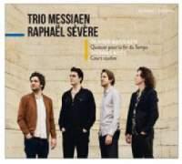Messiaen: Quatuor pour la fin du Temps & Thomas Adès: Court studies