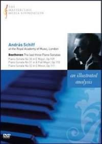 András Schiff - Beethoven: Late Piano Sonatas