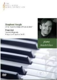 Stephen Hough - Liszt: Spanish Rhapsody & Hungarian Rhapsody No. 12