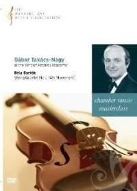 Gábor Takács-Nagy - Bartók: String Quartet No. 5
