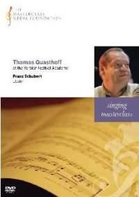 Thomas Quasthoff - Schubert: Lieder