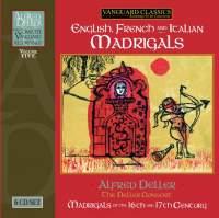 Vanguard Alfred Deller Edition - Volume 5