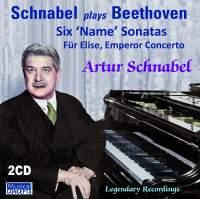 Schnabel plays Beethoven