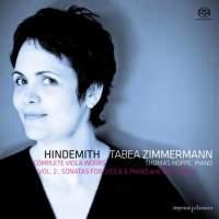 Hindemith: Complete Viola Works Volume 2
