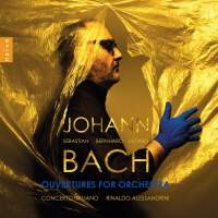 Johann...Bach: Ouvertures for Orchestra