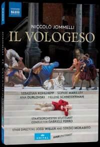 Jommelli: Il Vologeso