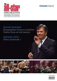 The All-Star Orchestra & Gerard Schwarz: Programmes 13 & 14