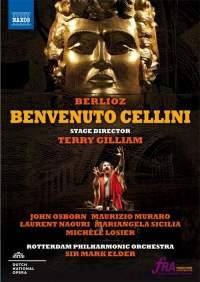 Berlioz: Benvenuto Cellini (DVD)