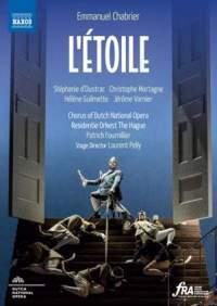 Chabrier: L'Étoile (DVD)