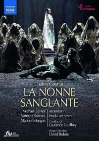 Gounod: La Nonne sanglante (DVD)
