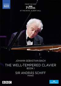 JS Bach: The Well-Tempered Clavier, Book I (DVD)