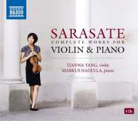 Sarasate: Complete Works for Violin and Piano