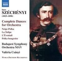 Imre Széchényi: Complete Dances for Orchestra