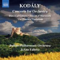 Kodály: Concerto for Orchestra