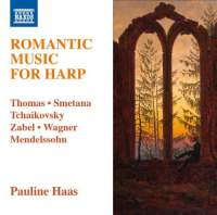 Romantic Music for Harp
