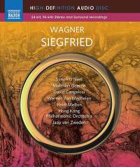 Wagner: Siegfried (Blu-ray Audio)