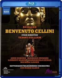 Berlioz: Benvenuto Cellini (Blu-ray)