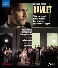Ambroise Thomas: Hamlet (Blu-ray)
