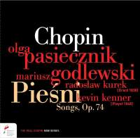Chopin: Piesni Songs, Op. 74