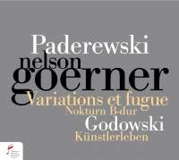 Paderewski: Variations et Fugue
