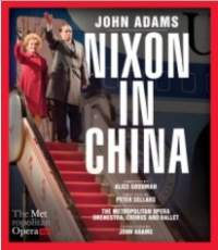 Adams, J: Nixon in China